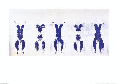 Untitled, Anthropometry, c.1960 (ANT100)