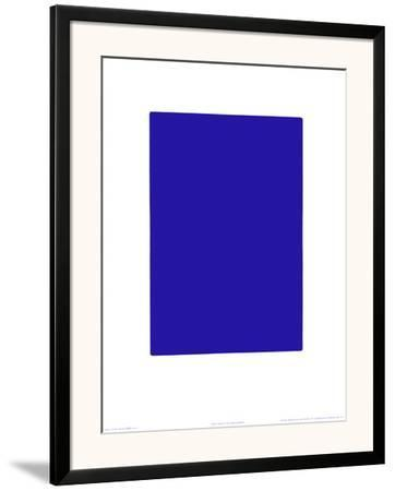 Untitled, Blue Monochrome, c.1961 (IKB73) by Yves Klein