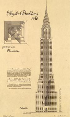 Chrysler Building by Yves Poinsot