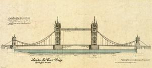 Tower Bridge by Yves Poinsot