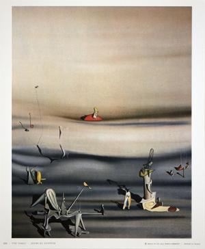 Jours de Lenteur by Yves Tanguy