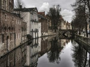 Reflections Of The Past by Yvette Depaepe