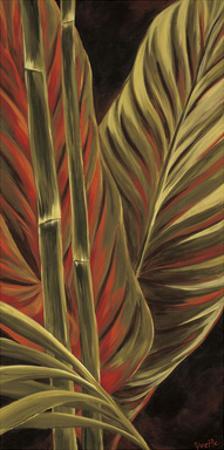 Makatea Leaves I