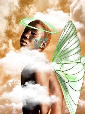 Ebony Angel by Yvonne Coleman Burney