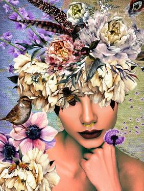 Women in Bloom by Yvonne Coleman Burney