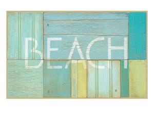 Beach Sign by Z Studio