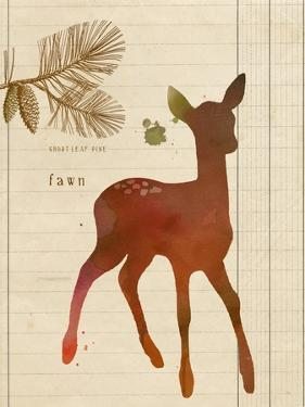 Forest Fawn by Z Studio