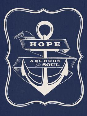 Hope Anchors the Soul by Z Studio