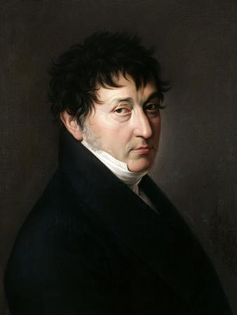 Self-Portrait, 1810-1813
