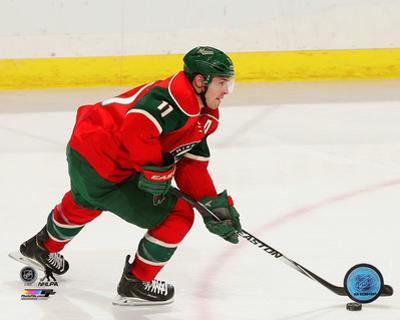 Zach Parise 2014-15 Action