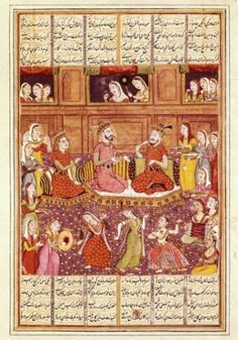 Zal Meets Mihrab of Kabul