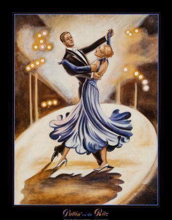 Dancers I by Zambon