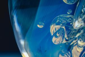 Frozen bubbles by Zandria Muench Beraldo