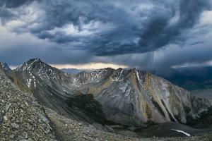 Lost River Range, Borah Peak area, Idaho by Zandria Muench Beraldo
