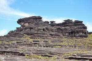 Mount Roraima Landscape (Intersection of Borders: Venezuela, Guyana, Brazil) by zanskar