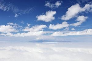 Salar De Uyuni, Salt Flat in Bolivia - Biggest Salt Lak? in the World by zanskar