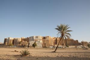 Shibam, the Manhattan of the Desert, in Yemen. by zanskar