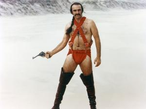 Zardoz by JohnBoorman with Sean Connery, 1974 (photo)