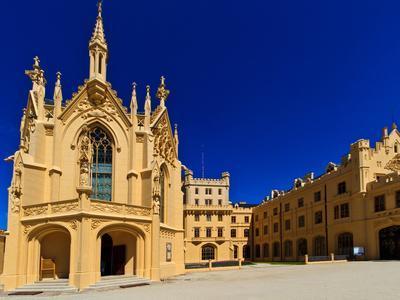 Lednice Palace, Unesco World Heritage Site, Czech Republic