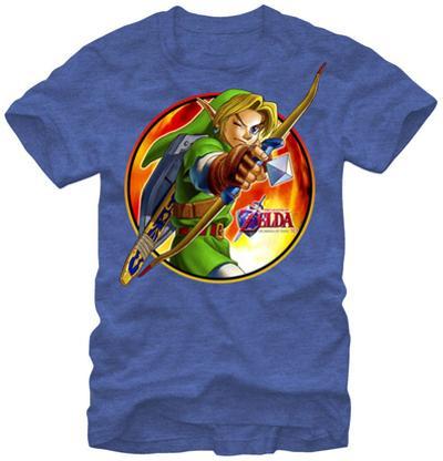 Zelda- Archer Link