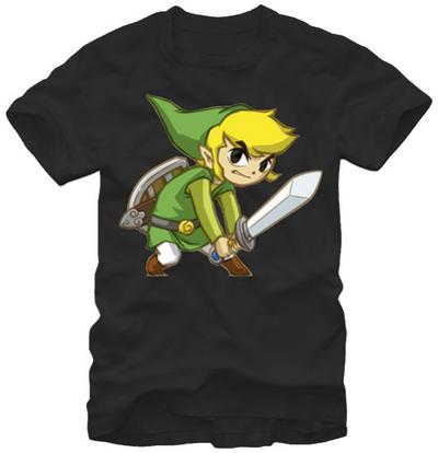 Zelda- Big Link