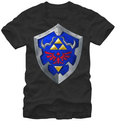 Zelda - Simple Shield