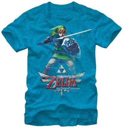 Zelda - Skyward Link