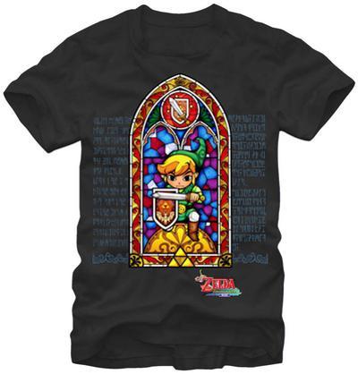Zelda - Stained Glass