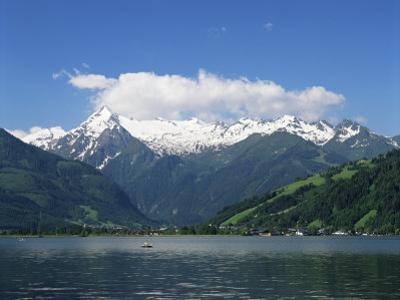 Zeller See, Salzburgerland, Austria