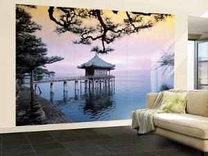 Zen Wall Mural