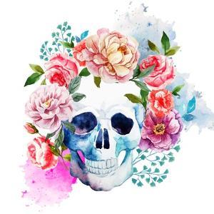 Skull by Zenina