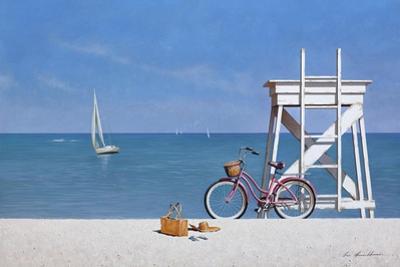 Beach Bike 3 by Zhen-Huan Lu