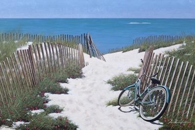 Beach Bike by Zhen-Huan Lu
