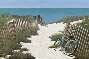 Beach Cruiser by Zhen-Huan Lu