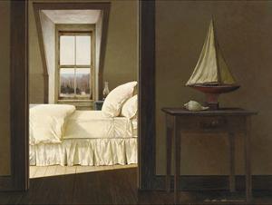 Guest Room by Zhen-Huan Lu