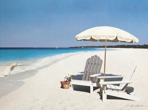Seaside Picnic by Zhen-Huan Lu