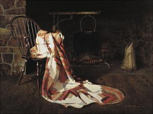 The Quilt by Zhen-Huan Lu