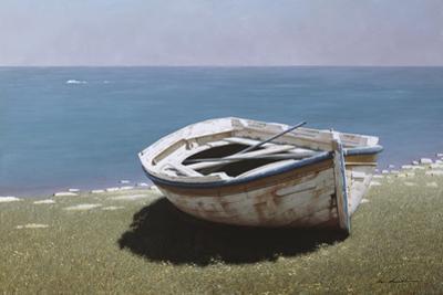 Weathered Boat by Zhen-Huan Lu