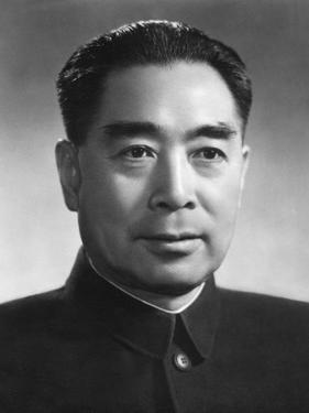 Zhou Enlai, First Premier of the People's Republic of China, C1950s