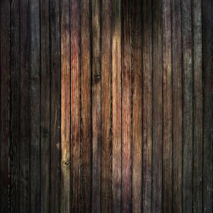 Grunge Wood Panels Used as Background by Zibedik