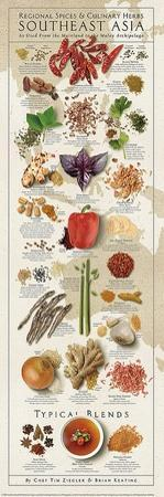 Regional Spices - Southeast Asia