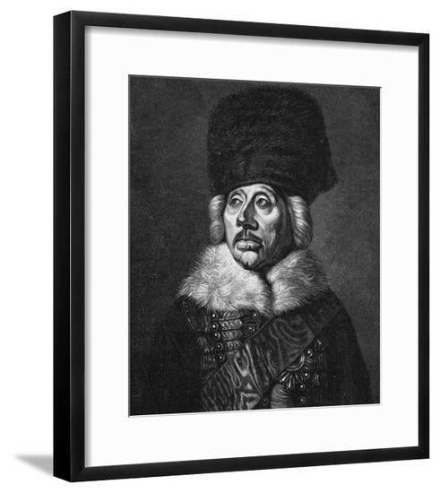 Ziethen--Framed Giclee Print