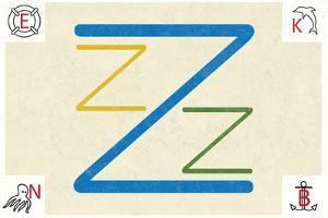 Zissou Society Flag Movie