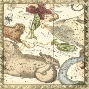 Zodiac Chart III