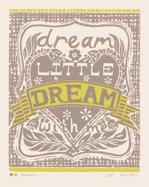Dream a Little Dream with Me by Zoe Badger