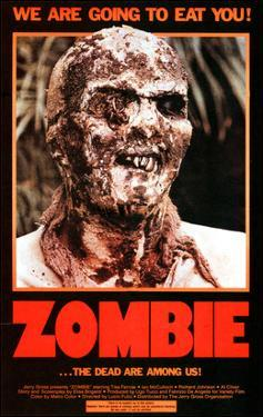 Zombie, 1980