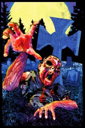 Zombie - Graveyard