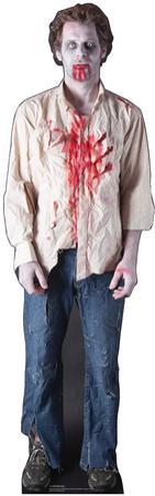 Zombie Guy Lifesize Standup