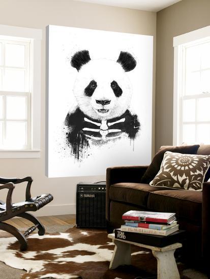 Zombie Panda-Balazs Solti-Loft Art