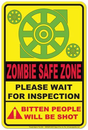 Zombie Safe Zone